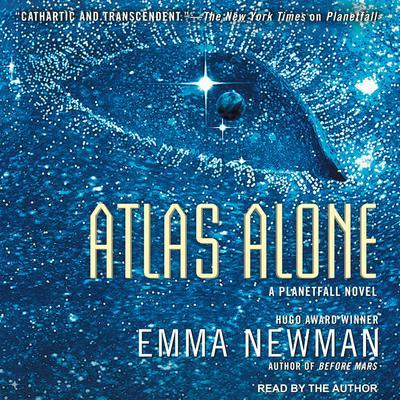 Atlas Alone Audiobook, by