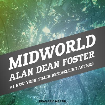 Midworld Audiobook, by Alan Dean Foster