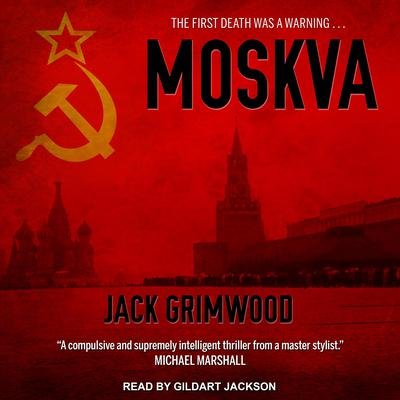 Moskva Audiobook, by Jack Grimwood