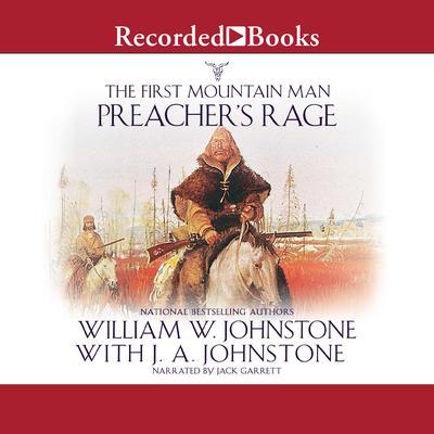 Preachers Rage Audiobook, by J. A. Johnstone