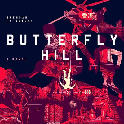 Butterfly Hill Audiobook, by Brendan le Grange