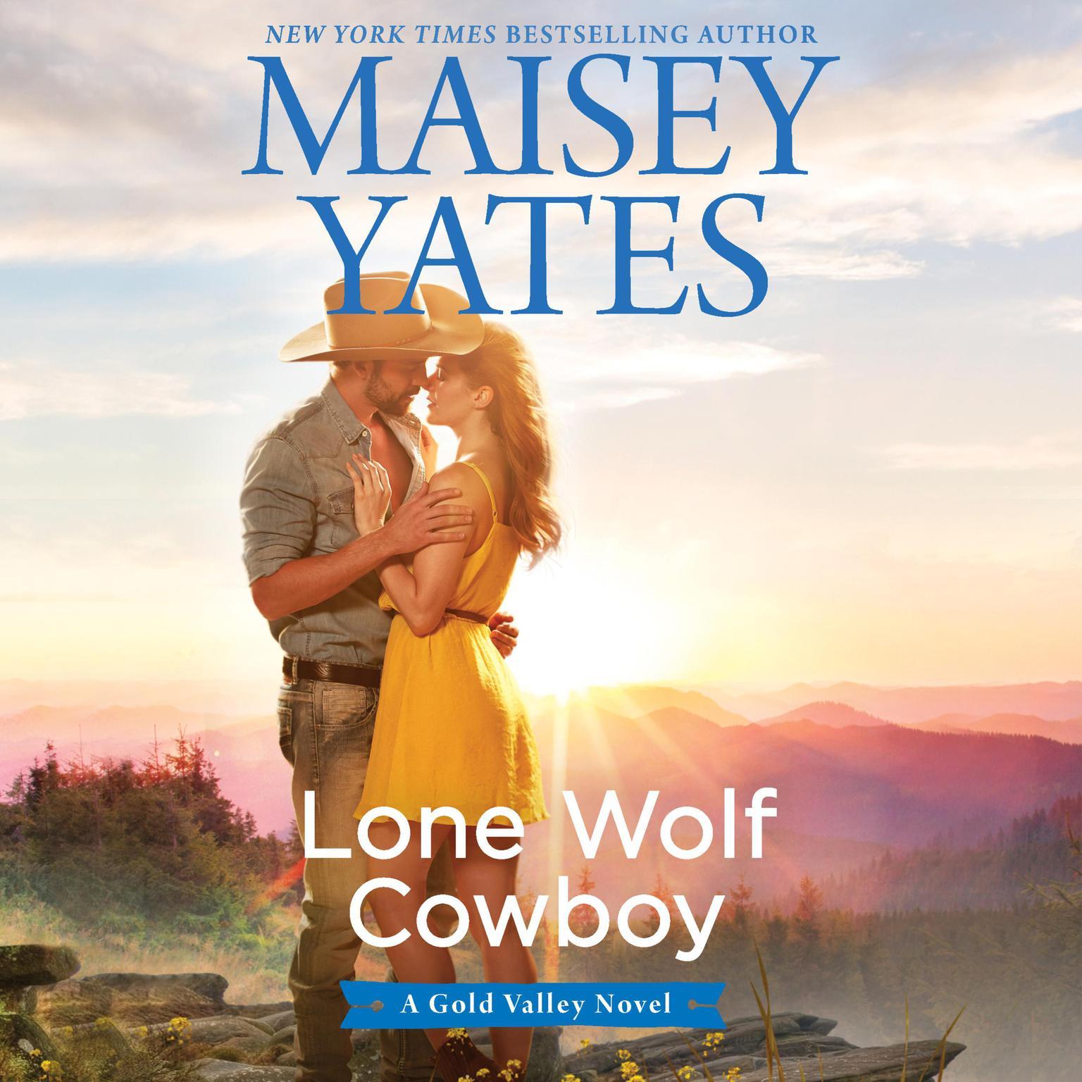 Lone Wolf Cowboy Audiobook, by Maisey Yates