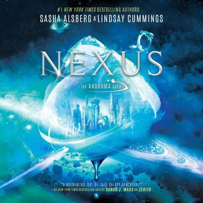 Nexus Audiobook, by Sasha Alsberg