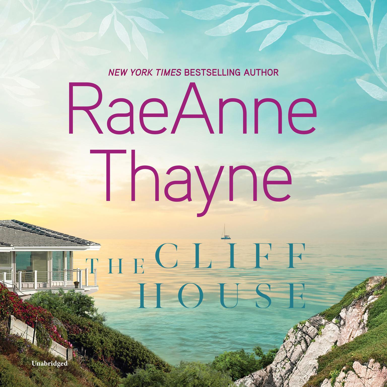 Printable The Cliff House Audiobook Cover Art