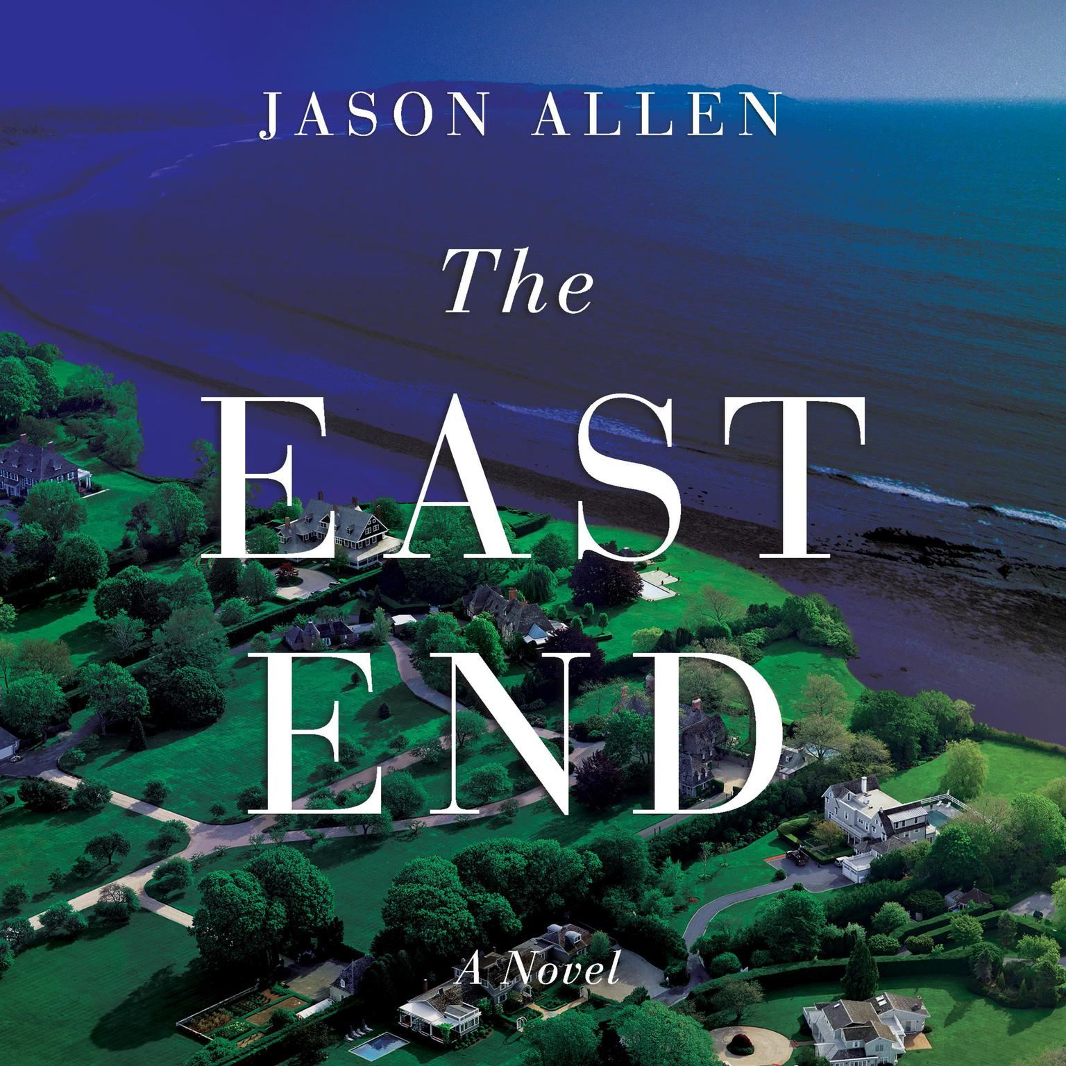 Printable The East End Audiobook Cover Art