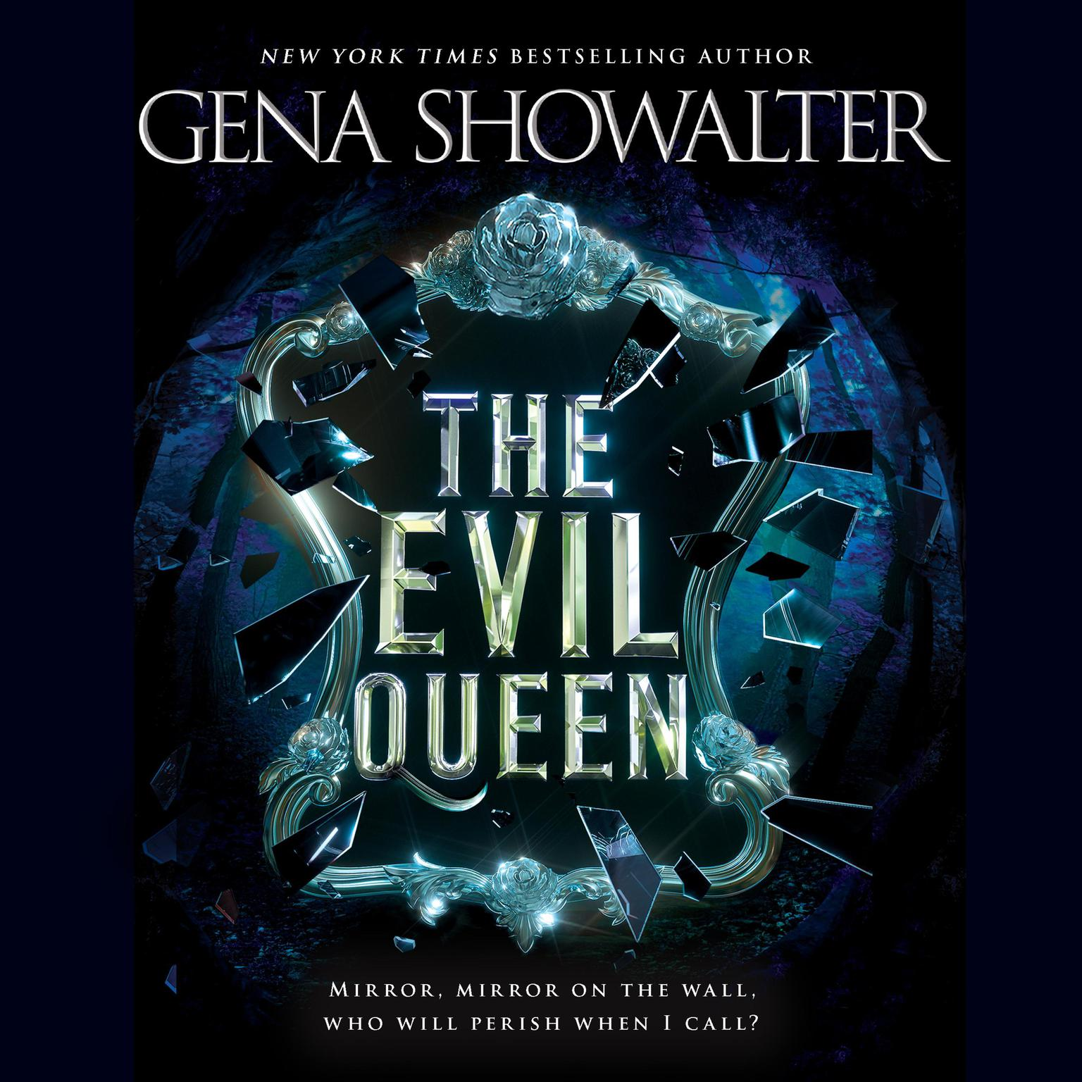 Printable The Evil Queen Audiobook Cover Art