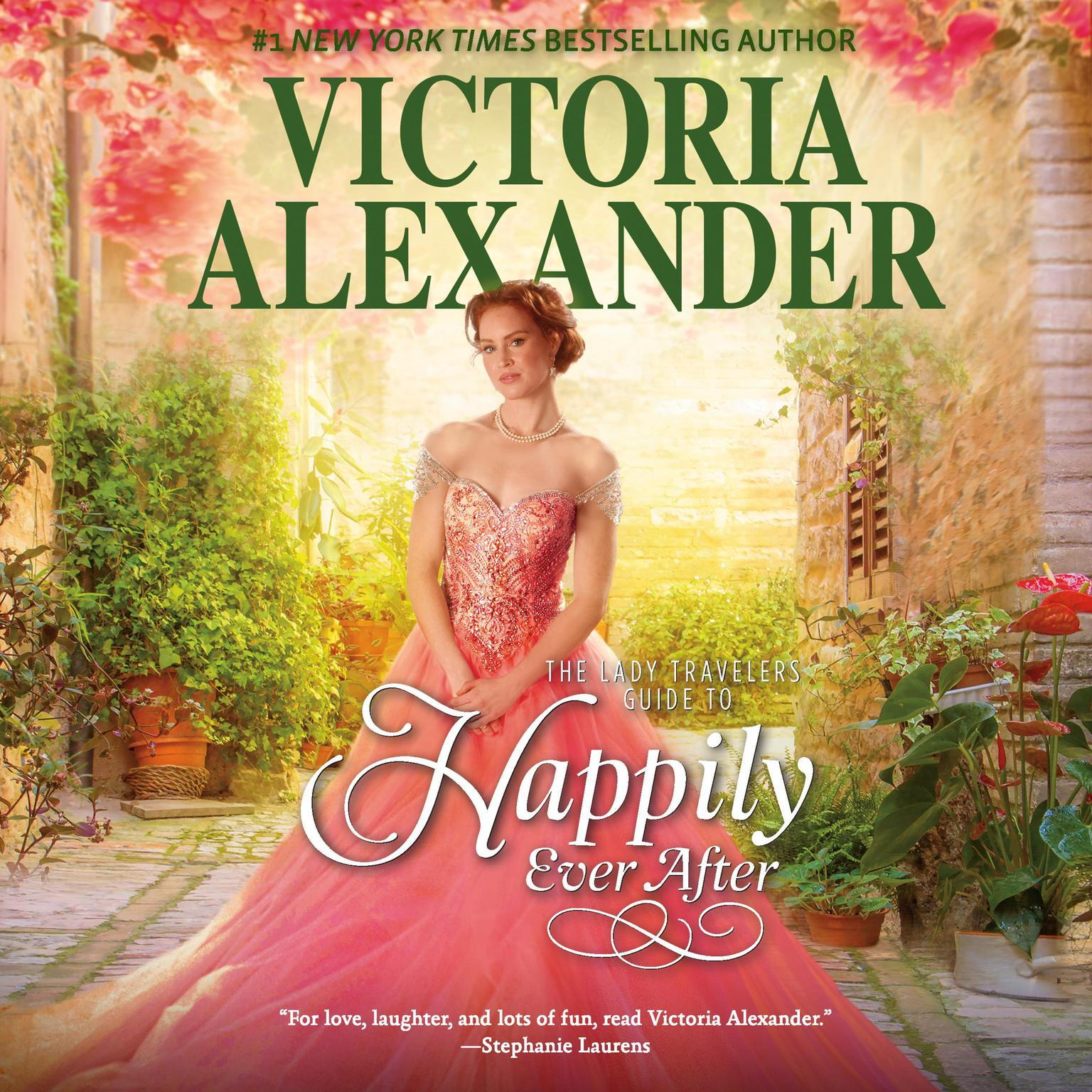 Printable The Lady Travelers Guide to Happily Ever After Audiobook Cover Art