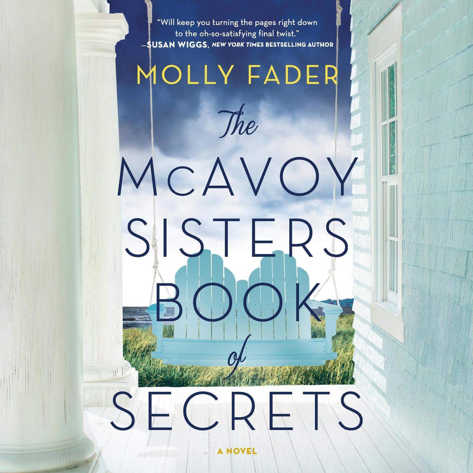 Printable The McAvoy Sisters Book of Secrets Audiobook Cover Art