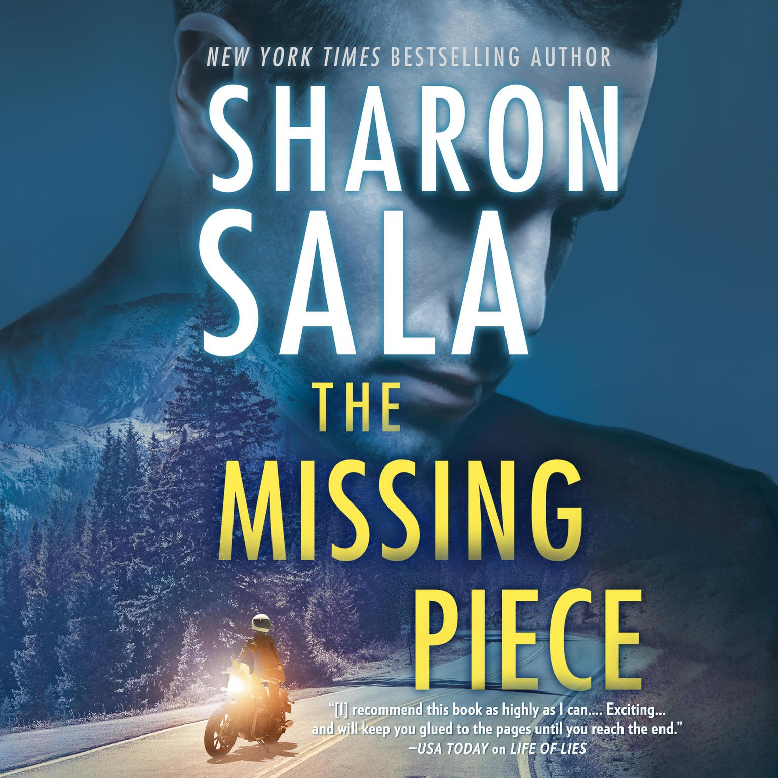 Printable The Missing Piece Audiobook Cover Art