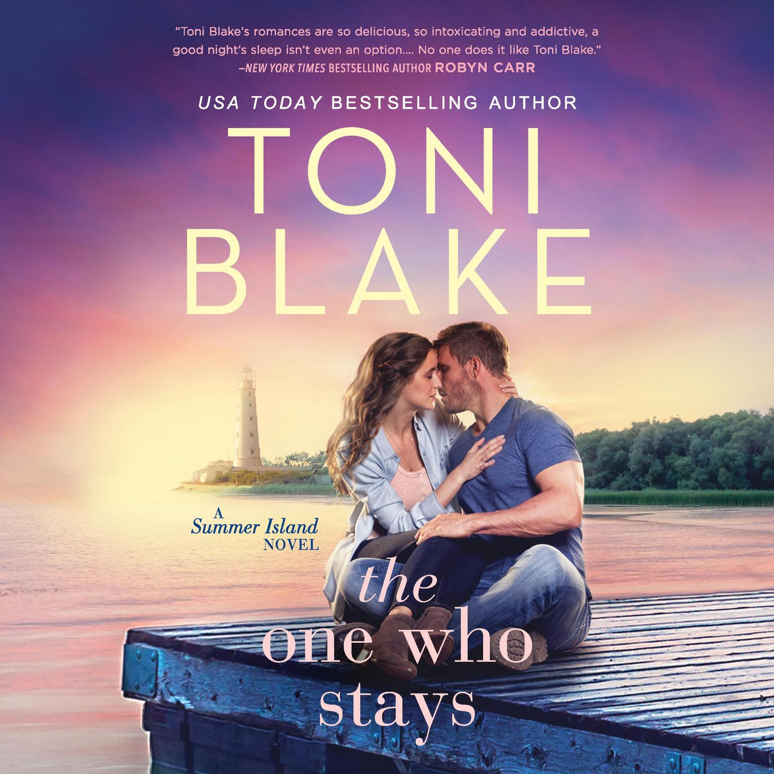 The One Who Stays Audiobook, by Toni Blake