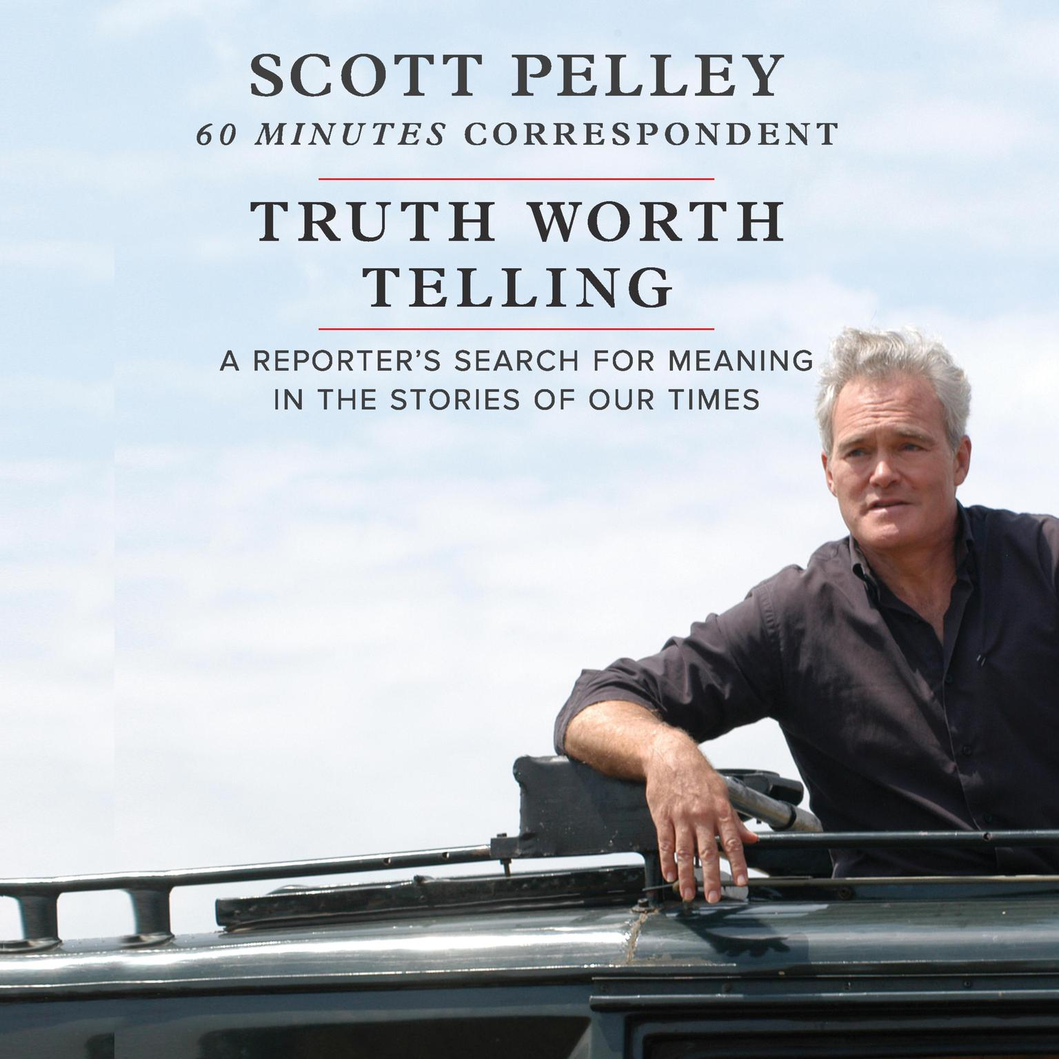 Printable Truth Worth Telling Audiobook Cover Art