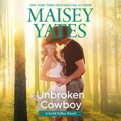 Unbroken Cowboy Audiobook, by