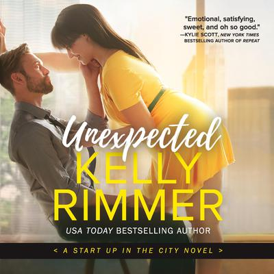 Unexpected Audiobook, by Kelly Rimmer
