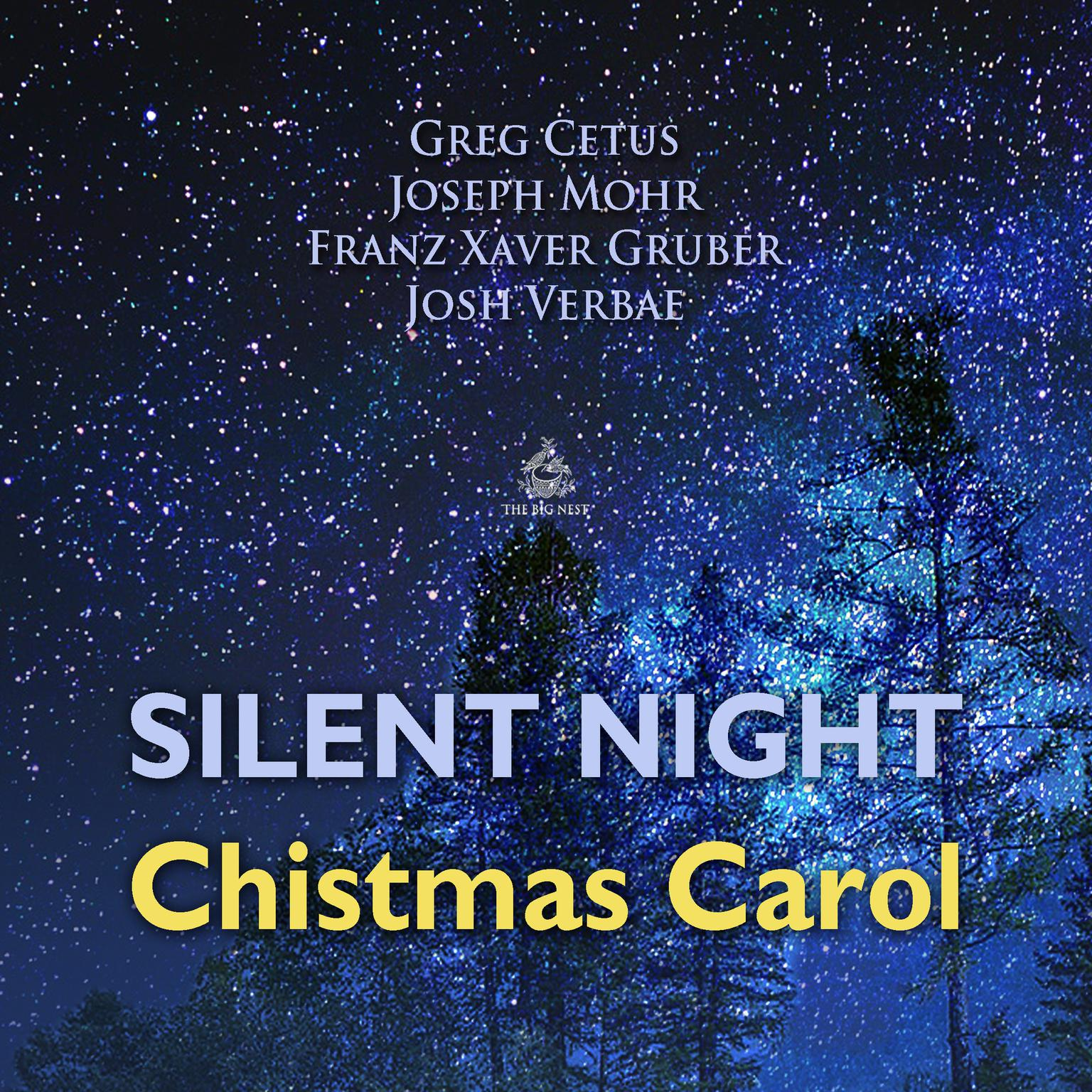Silent Night Christmas Carol Audiobook, by Greg Cetus