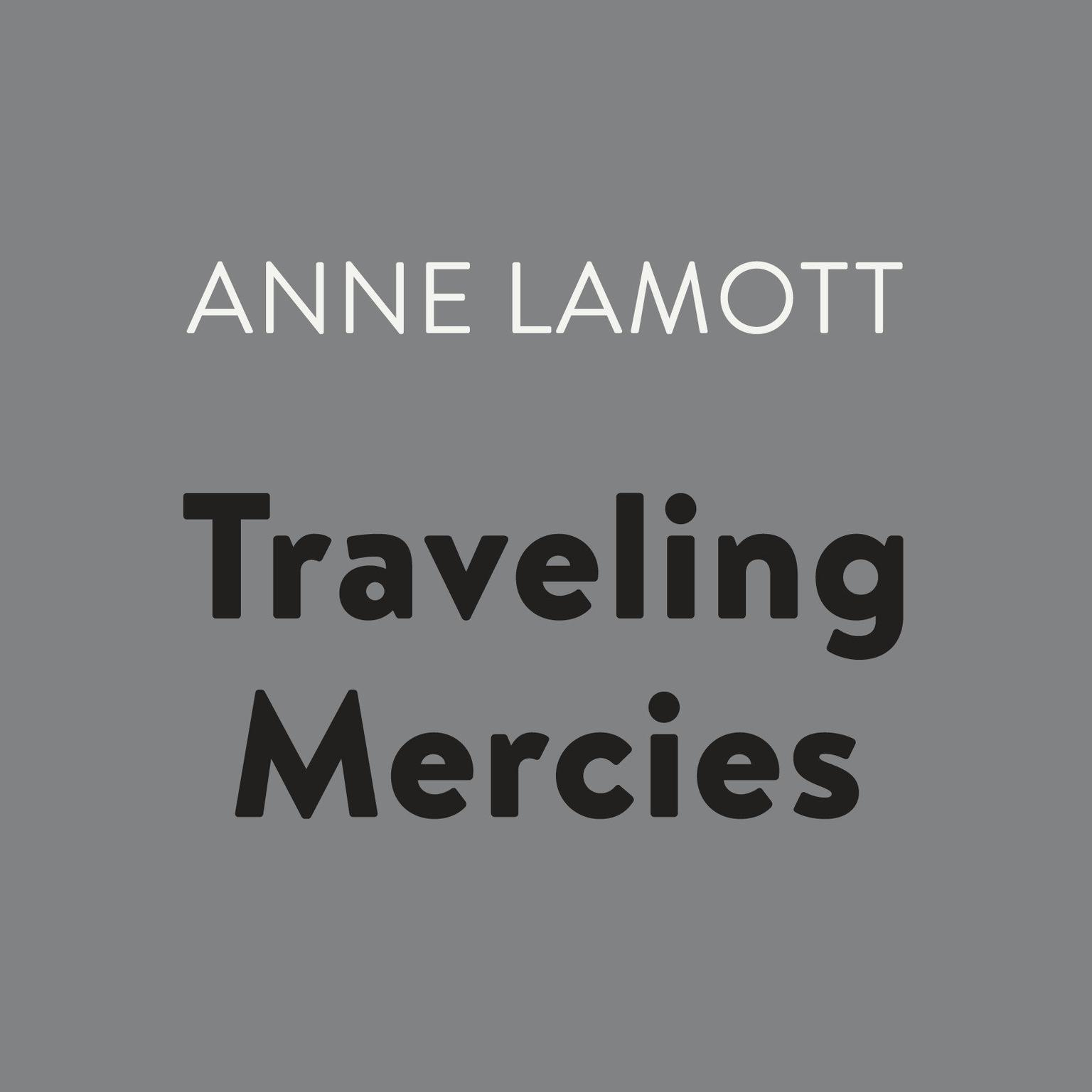 Printable Traveling Mercies: Some Thoughts on Faith Audiobook Cover Art