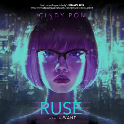 Ruse Audiobook, by Cindy Pon