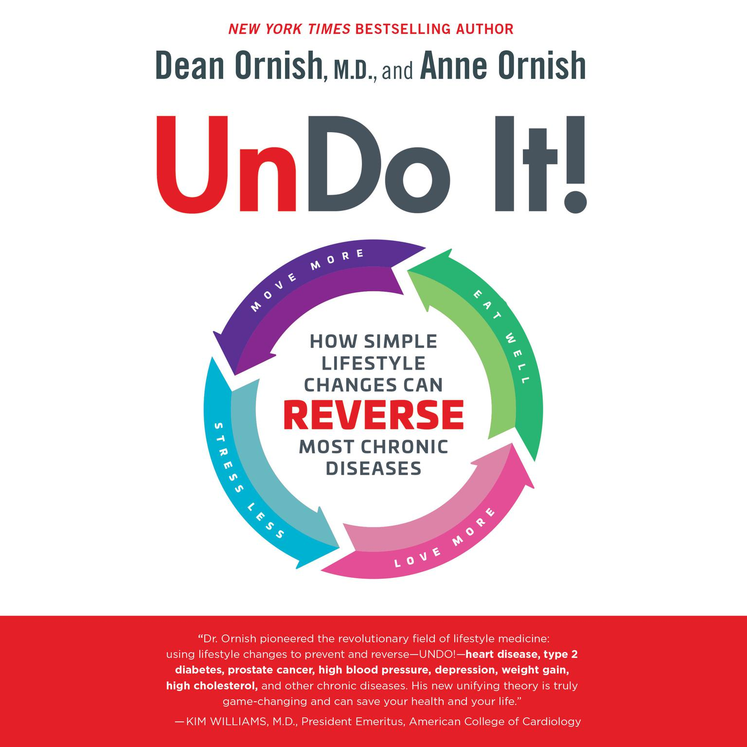 Printable Undo It!: How Simple Lifestyle Changes Can Reverse Most Chronic Diseases Audiobook Cover Art