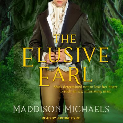 The Elusive Earl Audiobook, by Maddison Michaels
