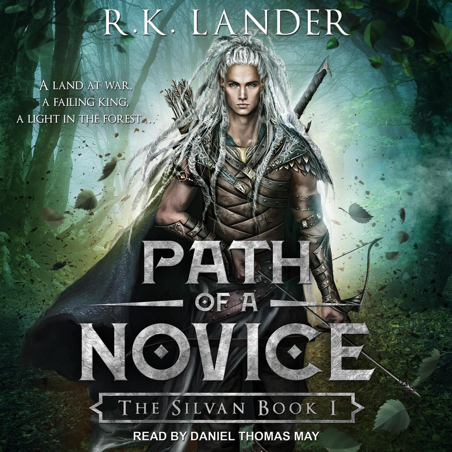 Printable Path of a Novice Audiobook Cover Art