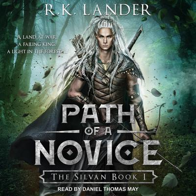 Path of a Novice Audiobook, by R.K. Lander
