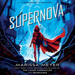 Supernova Audiobook, by Marissa Meyer
