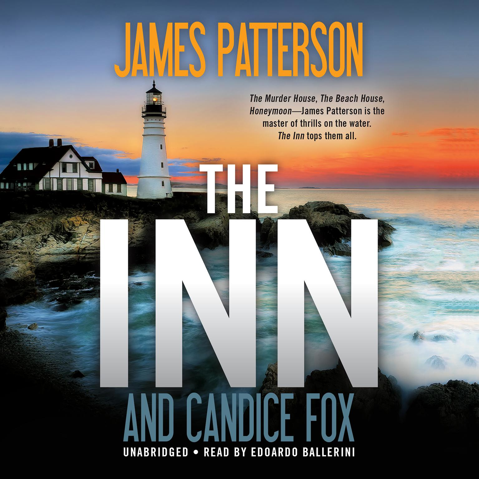 Printable The Inn Audiobook Cover Art
