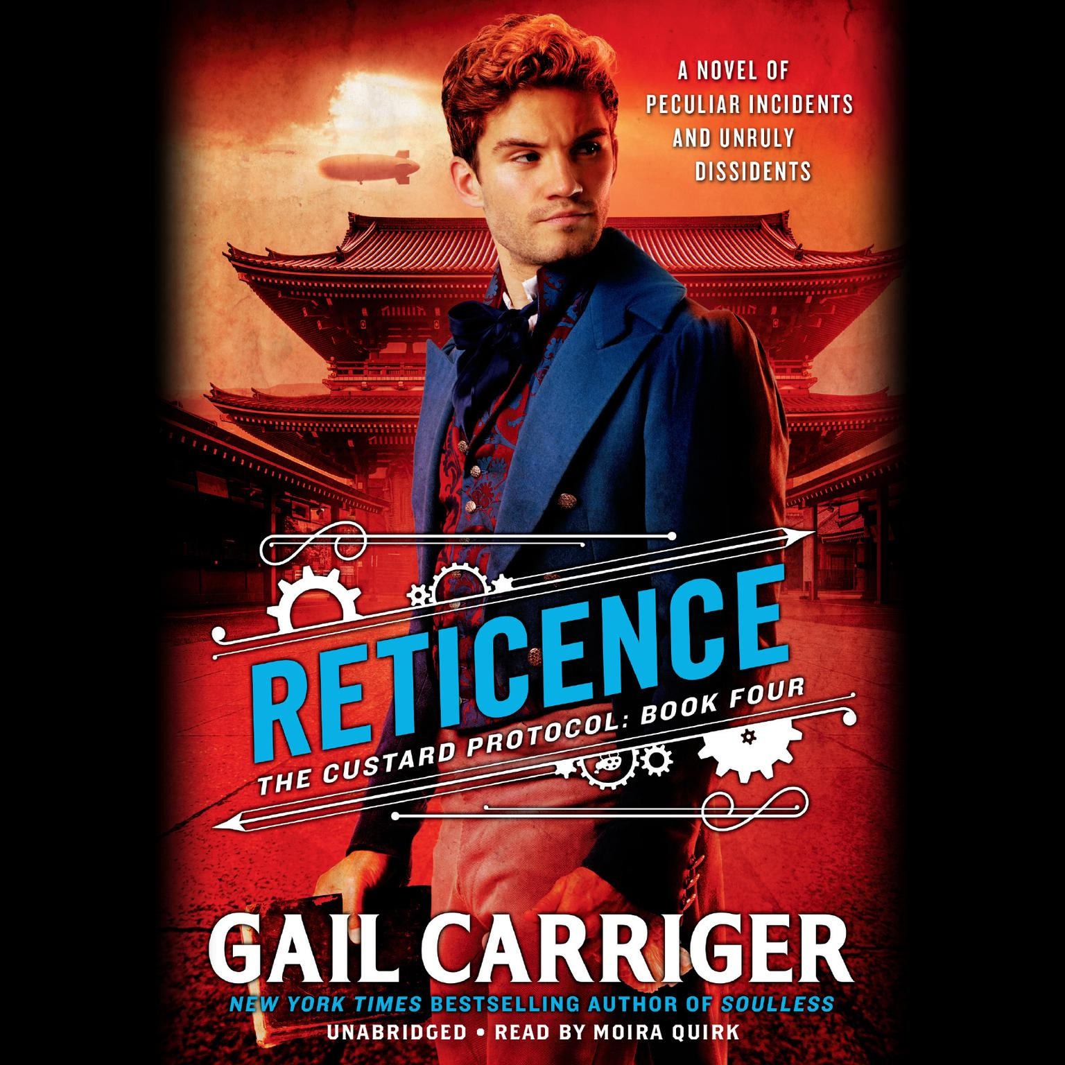 Reticence Audiobook, by Gail Carriger