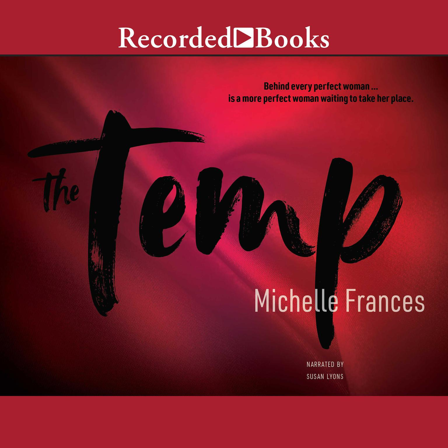 The Temp Audiobook, by Michelle Frances