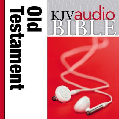 Pure Voice Audio Bible - King James Version, KJV: Old Testament Audiobook, by Zondervan