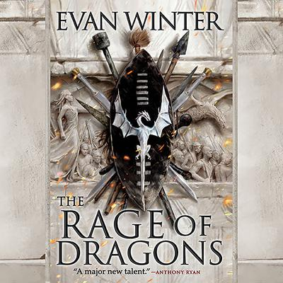 The Rage Of Dragons Audiobook, by Evan Winter