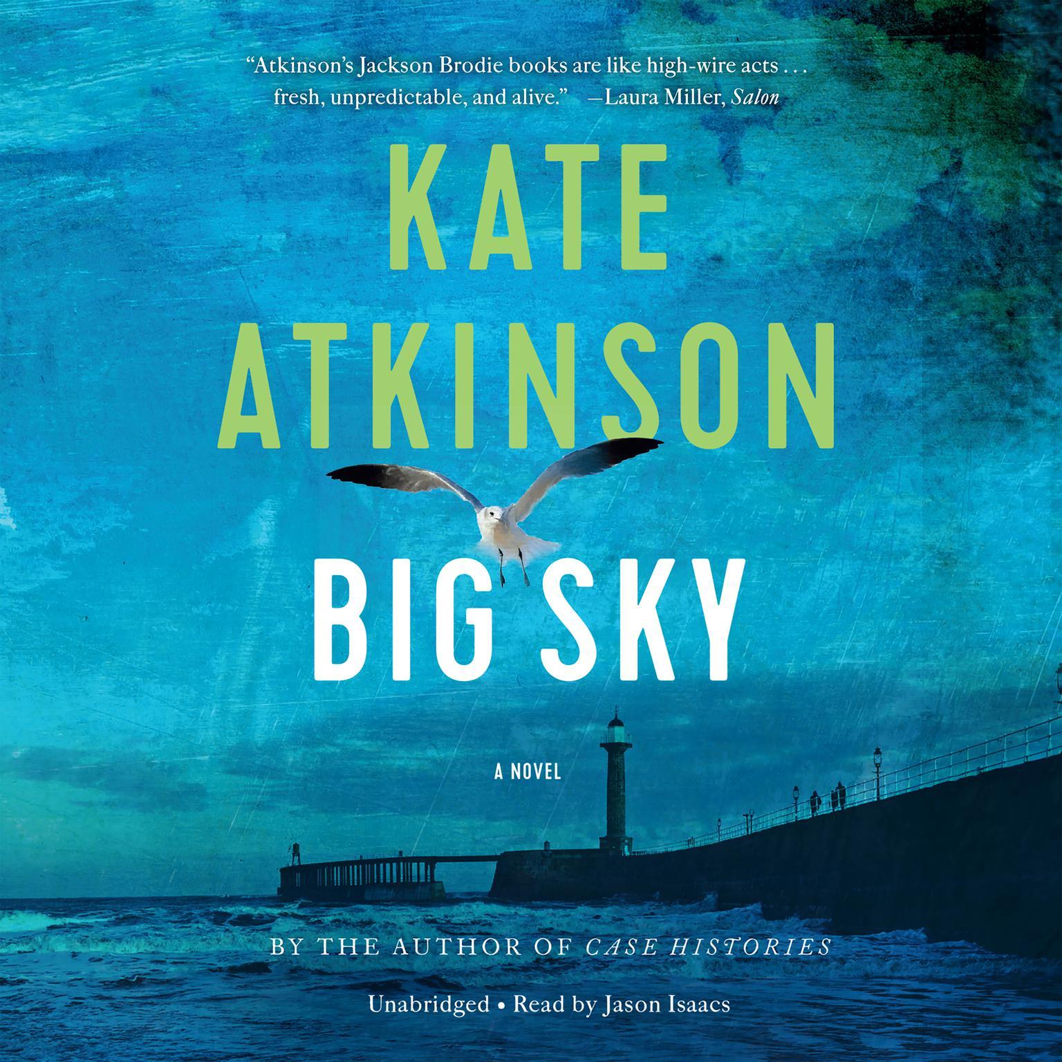 Big Sky Audiobook, by Kate Atkinson