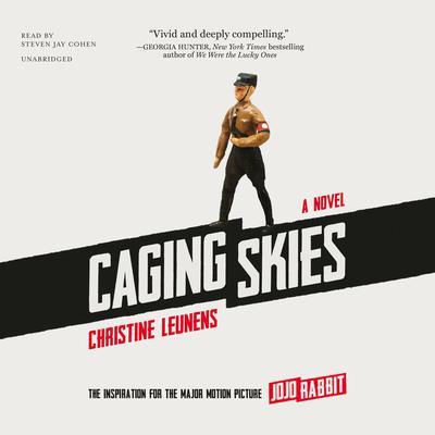 Caging Skies: A Novel Audiobook, by Christine Leunens