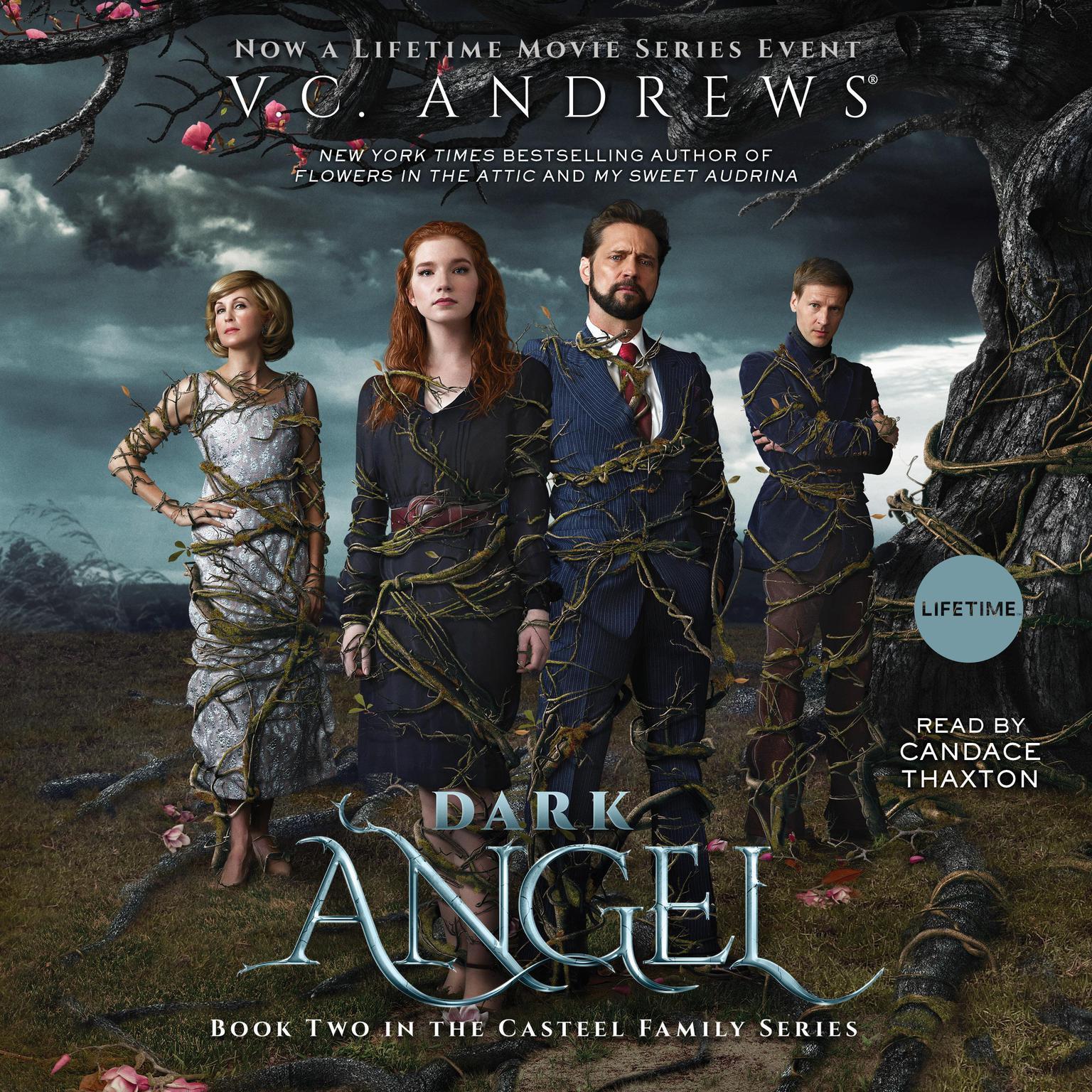 Printable Dark Angel Audiobook Cover Art