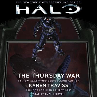 HALO: The Thursday War Audiobook, by Karen Traviss