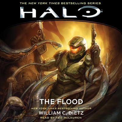 HALO: The Flood Audiobook, by William C. Dietz