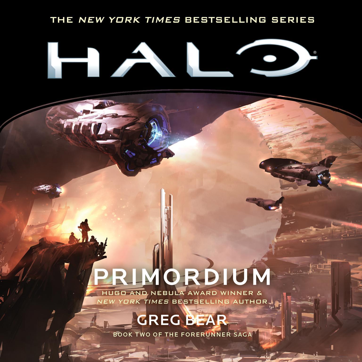 HALO: Primordium Audiobook, by Greg Bear