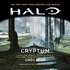 HALO: Cryptum Audiobook, by Greg Bear