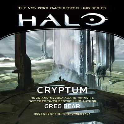 HALO: Cryptum Audiobook, by Greg Bear