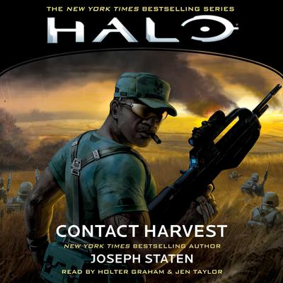 HALO: Contact Harvest Audiobook, by Joseph Staten