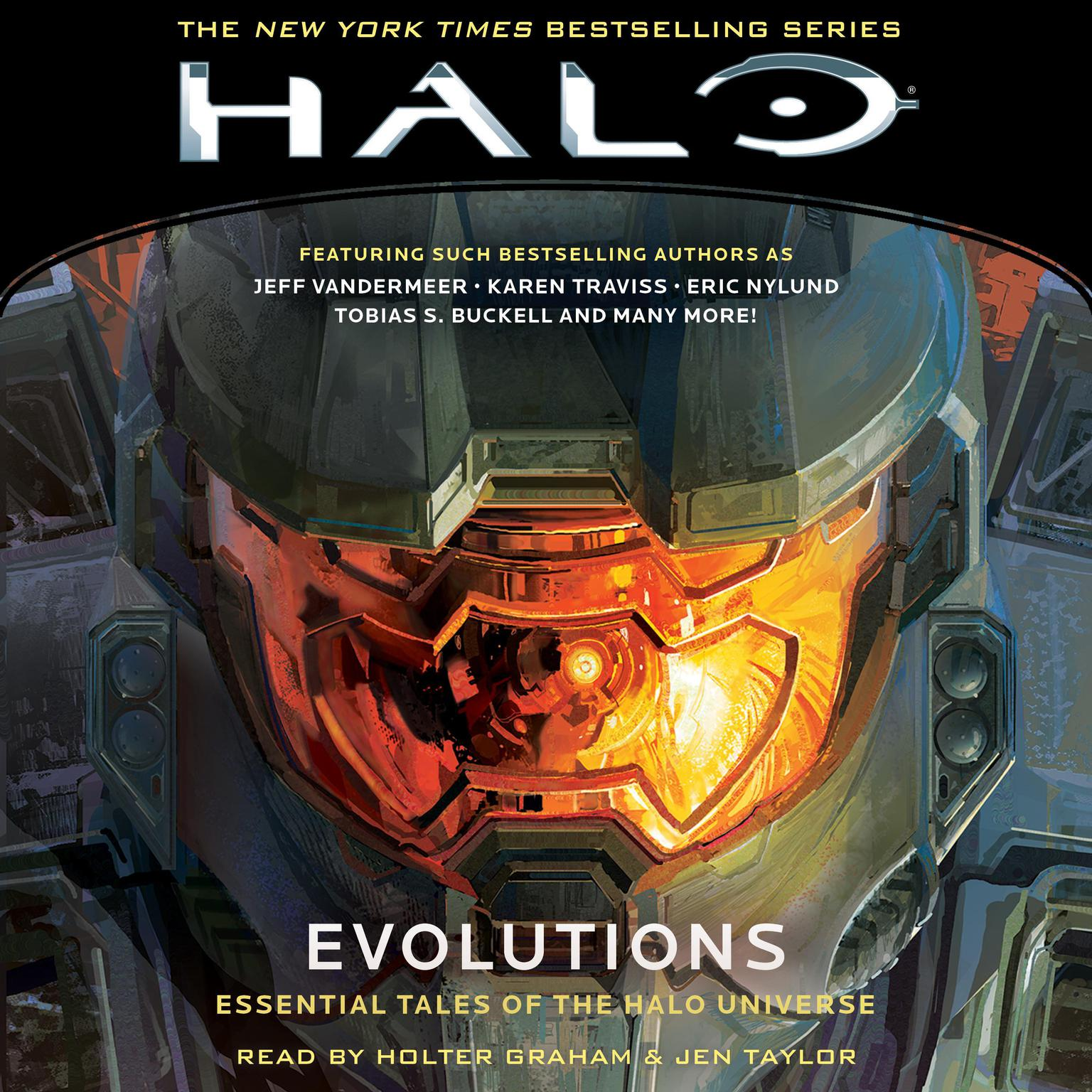HALO: Evolutions: Essential Tales of the Halo Universe Audiobook, by various authors