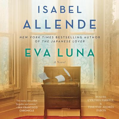 Eva Luna: A Novel Audiobook, by Isabel Allende