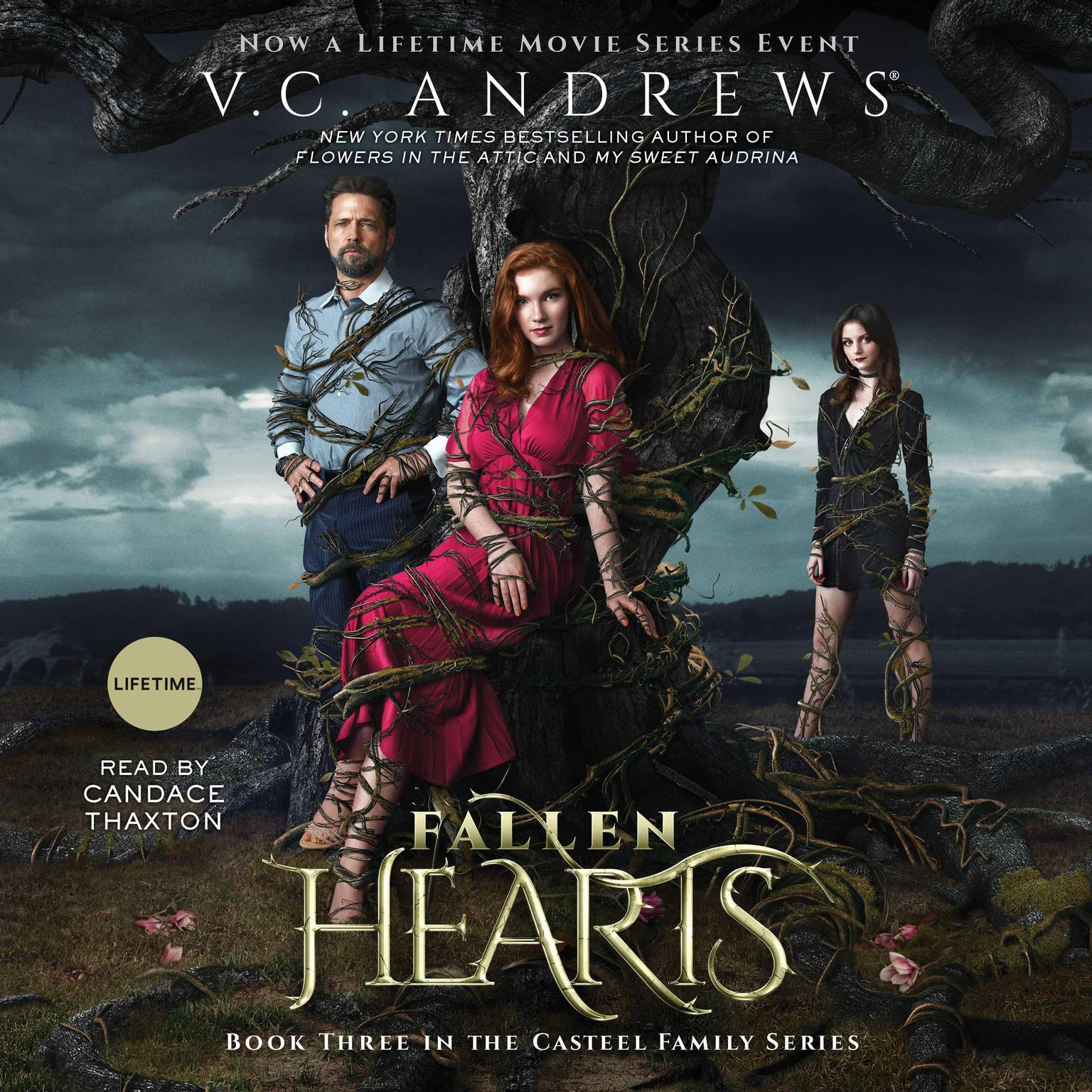 Printable Fallen Hearts Audiobook Cover Art