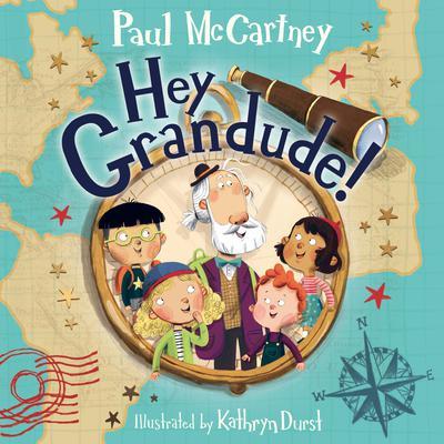 Hey Grandude! Audiobook, by