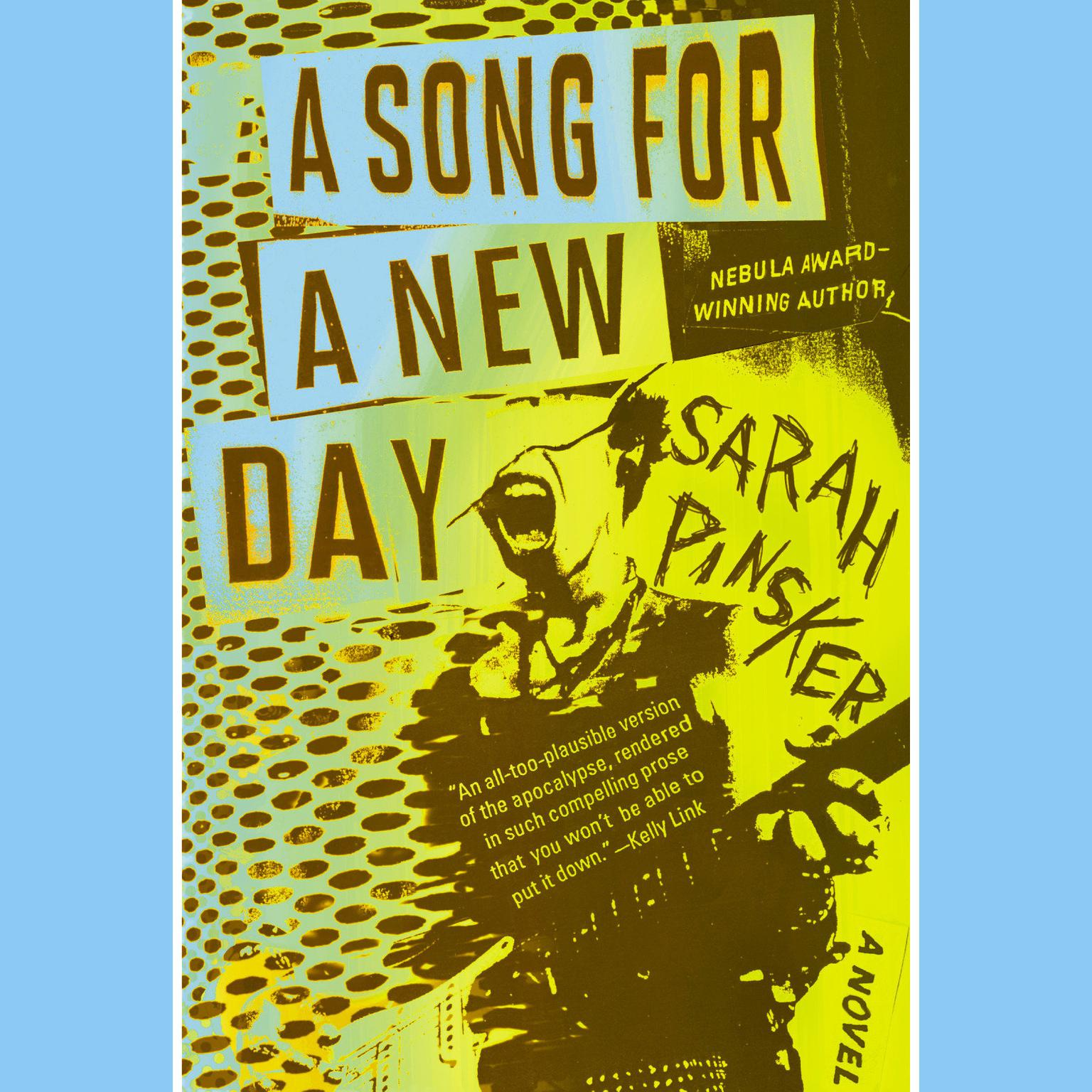 Printable A Song for a New Day Audiobook Cover Art