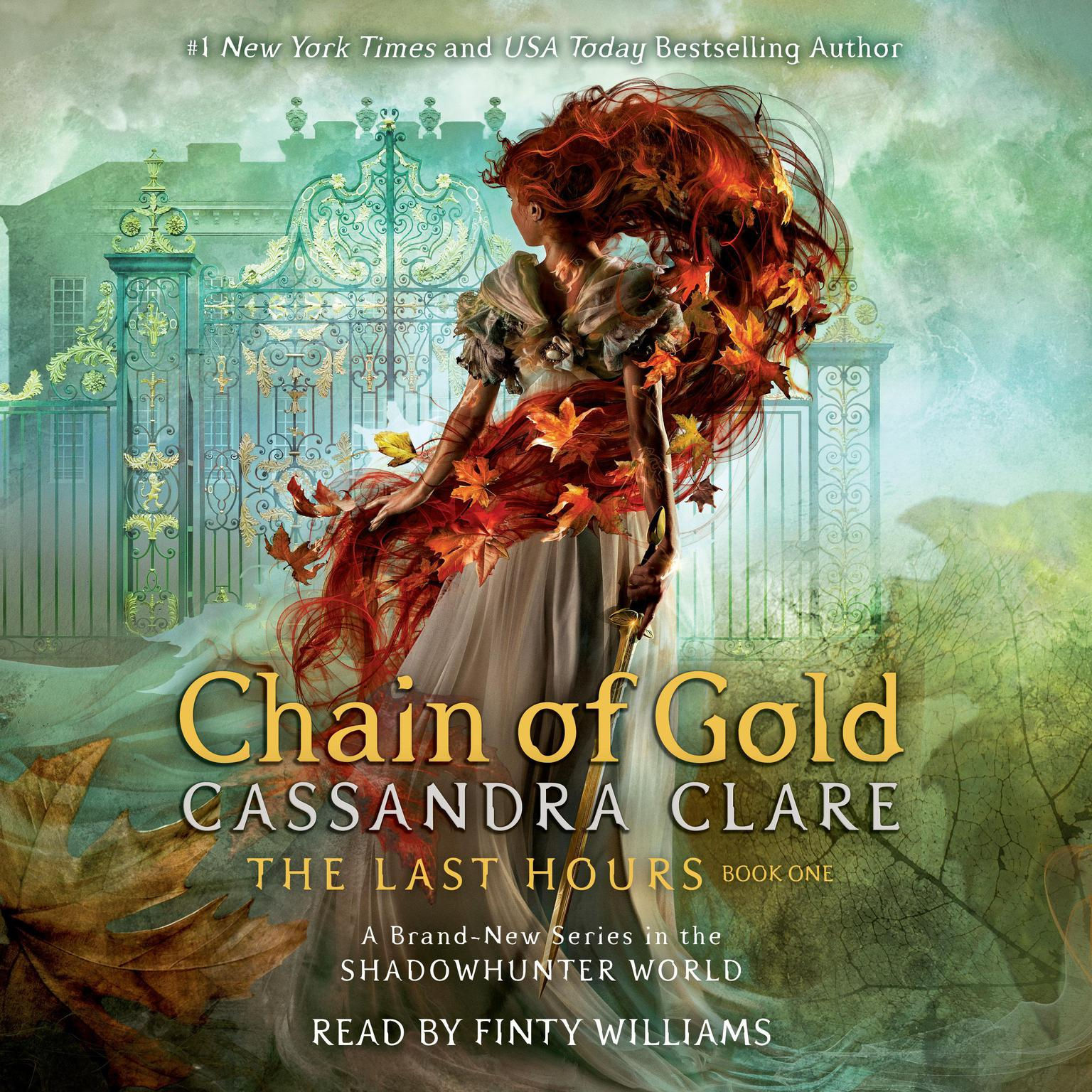 Chain of Gold Audiobook, by Cassandra Clare