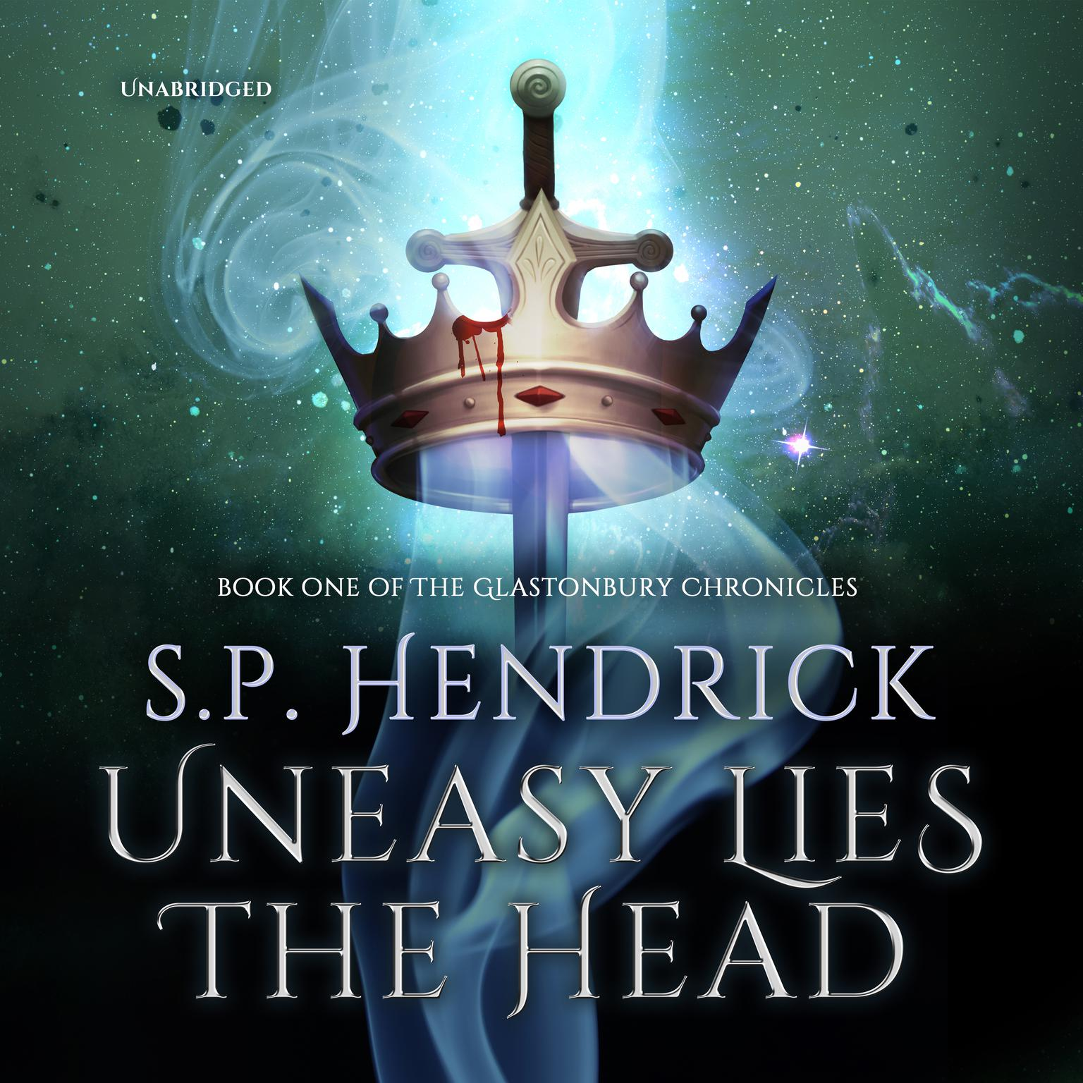 Printable Uneasy Lies the Head  Audiobook Cover Art