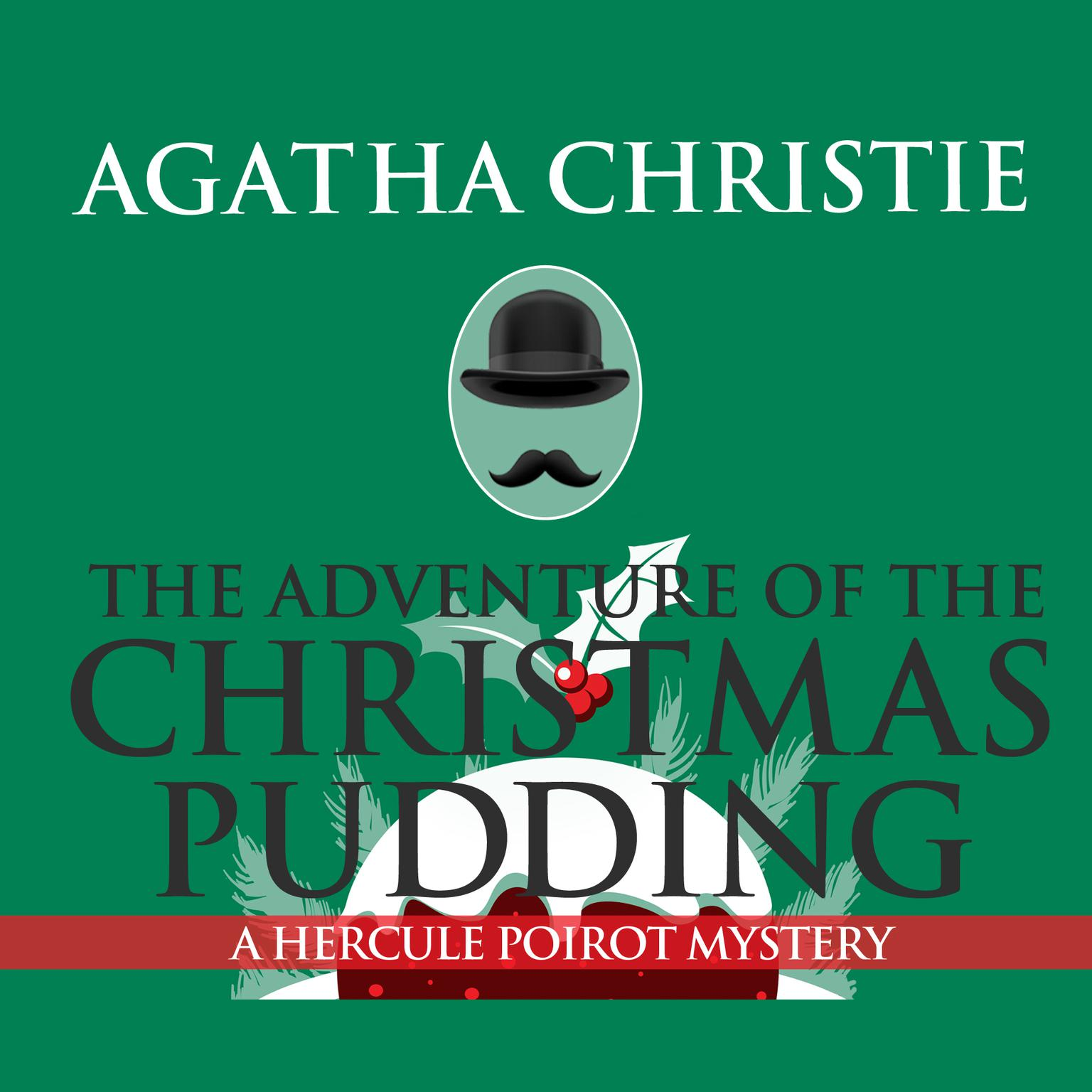 Printable The Adventure of the Christmas Pudding Audiobook Cover Art