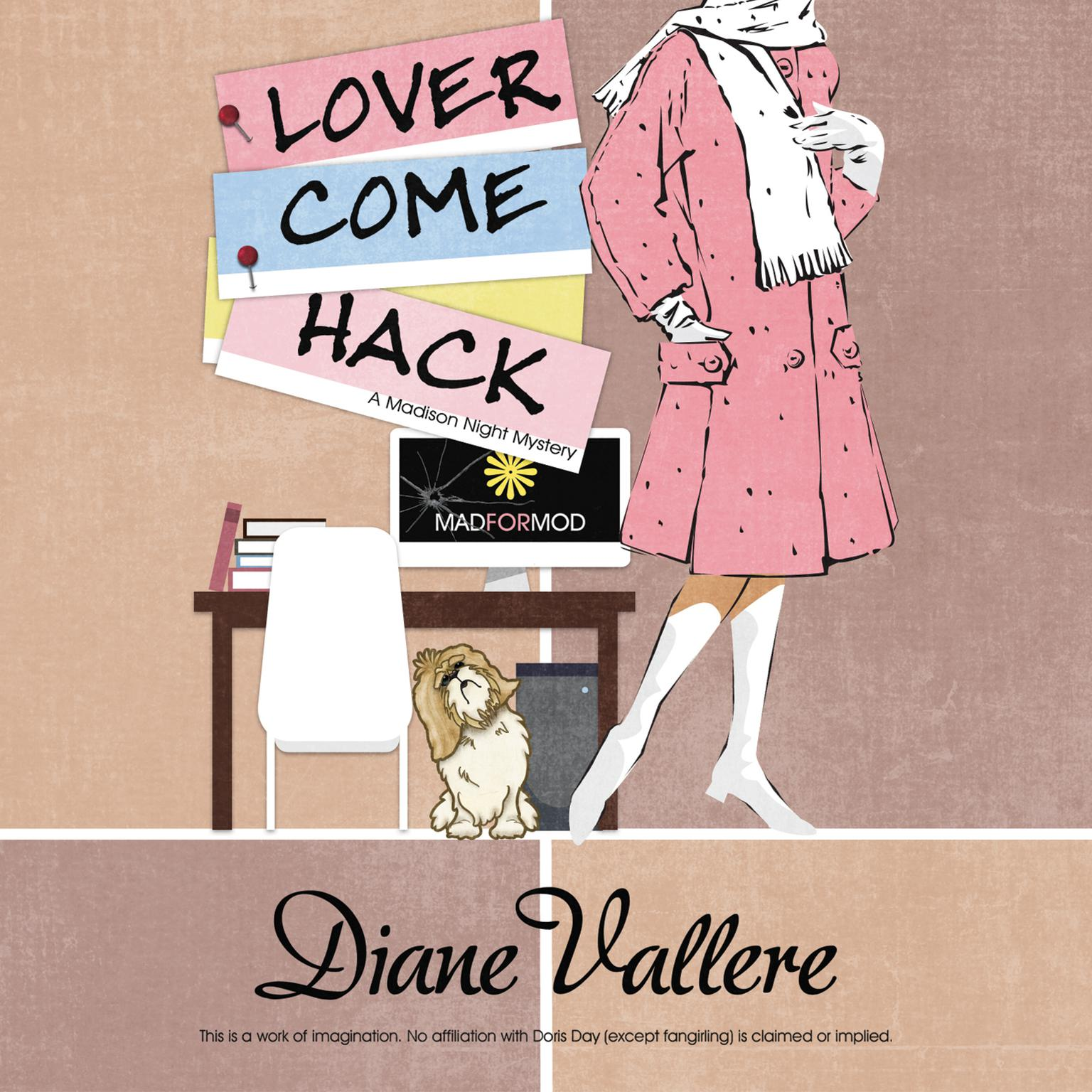 Lover Come Hack Audiobook, by Diane Vallere