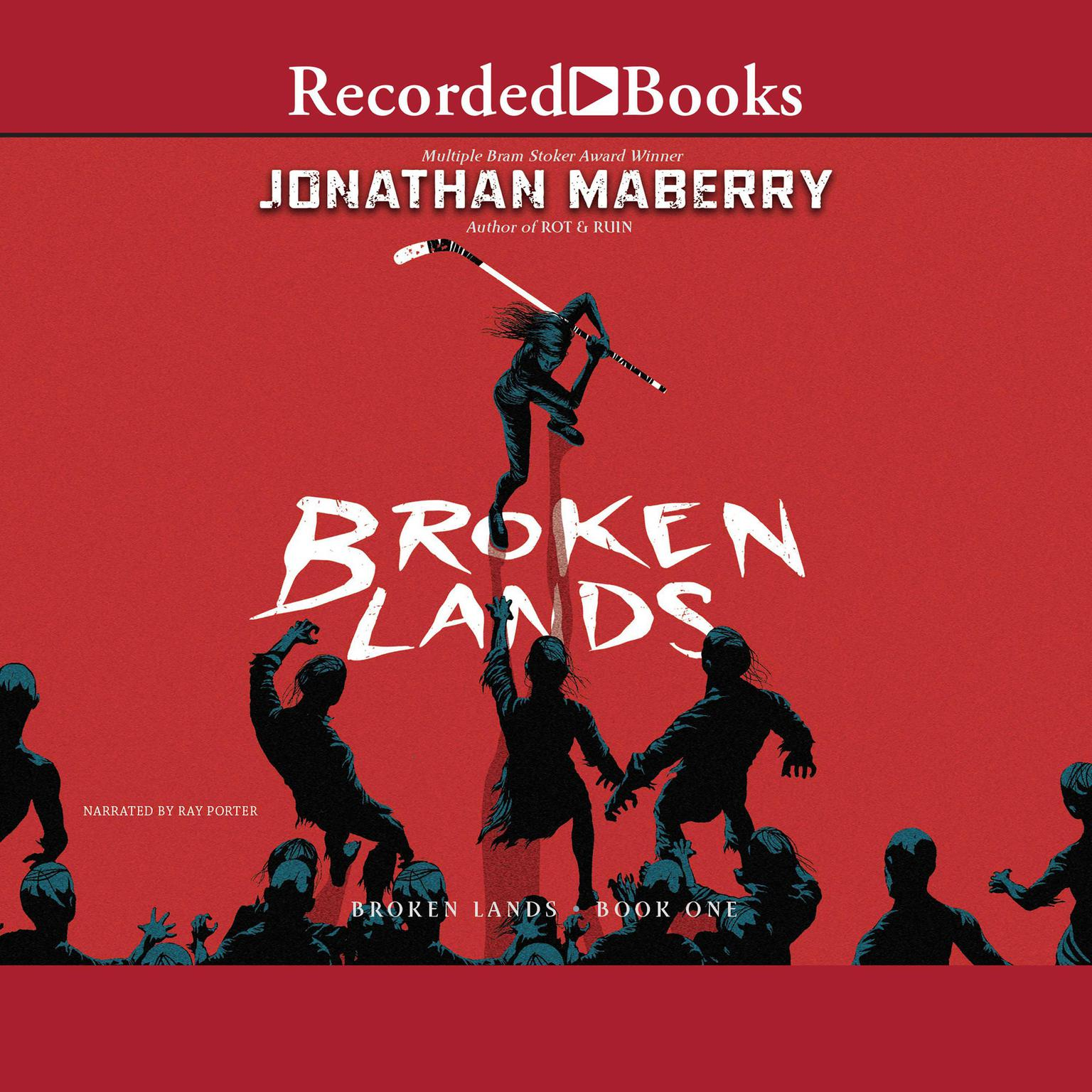 Printable Broken Lands Audiobook Cover Art