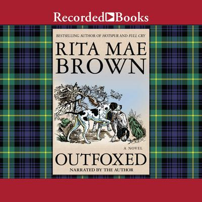 Outfoxed Audiobook, by Rita Mae Brown